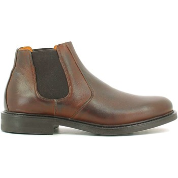 Rogers 6646A men's Mid Boots in Brown