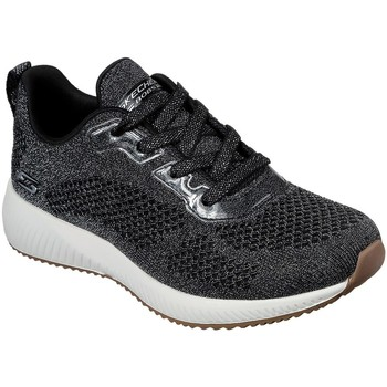 Skechers BOBS SPORT SQUAD - GLITZ MAKER women's Shoes (Trainers) in Black. Sizes available:4,4.5,5,5.5,6