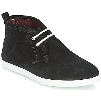 Vicomte A. SARK men's Shoes (High-top Trainers) in Black