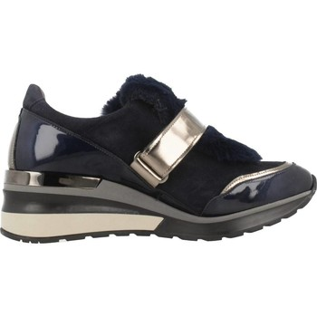 Angel Infantes 592A women's Shoes (Trainers) in Blue