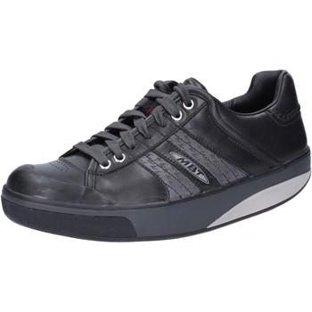 Mbt sneakers leather AC860 women's Shoes (Trainers) in Black