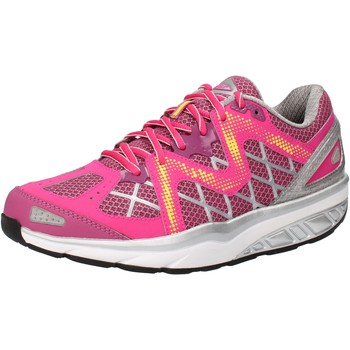Mbt sneakers textile AC430 women's Shoes (Trainers) in Pink