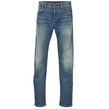Benetton GUATERRE men's Jeans in Blue. Sizes available:US 28