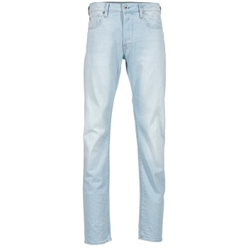 G-Star Raw 3301 SLIM men's Skinny Jeans in Blue. Sizes available:US 34 / 34