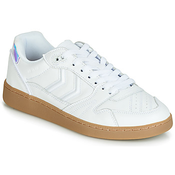 Hummel HB TEAM SNOW BLIND women's Shoes (Trainers) in White