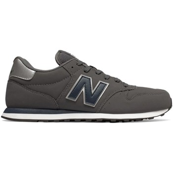 New Balance NBGM500MNN Sneakers Man Grey men's Shoes (Trainers) in Grey