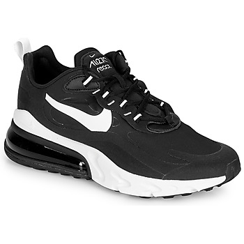 Nike AIR MAX 270 REACT men's Shoes (Trainers) in Black