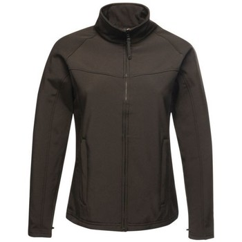 Professional Uproar Interactive Softshell Jacket Black women's Jacket in Black. Sizes available:UK 10,UK 12,UK 14,UK 16,UK 18,UK 8,UK 6,UK 20