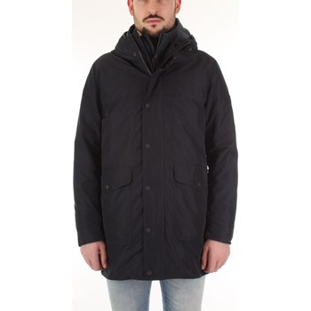 Refrigue R62192 men's Coat in Blue. Sizes available:EU XXL