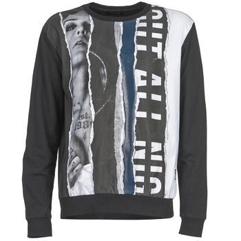 Religion OUT ALL NIGHT men's Sweatshirt in Black. Sizes available:M