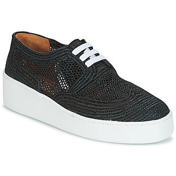 Robert Clergerie TAYPAYDE women's Shoes (Trainers) in Black. Sizes available:4,8,2