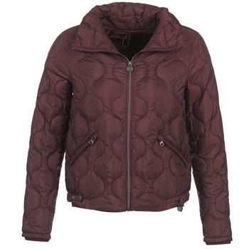 S.Oliver JASQUEDE women's Jacket in Bordeaux. Sizes available:UK 8,UK 10,UK 16